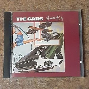 "The Cars ""Heartbeat City"" Compact Disc Music CD"